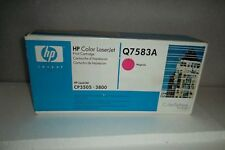 HP Toner Cartridge Magenta 6K Pages 3800dn 3800DTN CP3505 CP3505N Q7583A OEM NEW