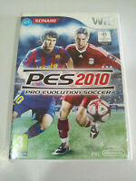 Pes 2010 Pro Evolution Soccer Messi Konami - Set Wii Nintendo Pal - 2T