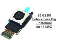 FLEX FLAT Fotocamera Posteriore RETRO Camera 16MPX Samsung Galaxy S6 G920f G920