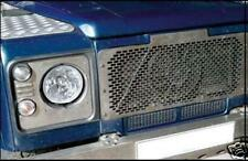 Land Rover Defender Grill in Stainless Steel BA3905