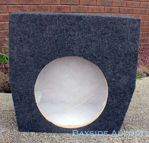Holden VE VF ute premium subwoofer box - suits a 15inch sub HSV Maloo