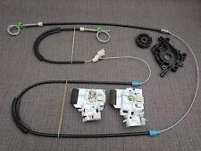 Ant Sx NSF sinistro Alzacristallo Completo Kit Di Riparazione VW GOLF 4/5 Porte