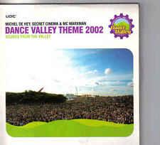 Michel De Hey-Dance Valley Theme 2002 cd single