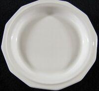 "Pfaltzgraff Heritage White 6 1/2"" Salad, Luncheon, Plate  VGC"
