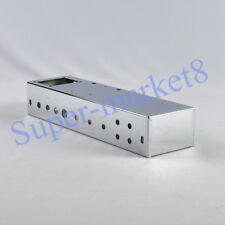 5C3 Tweed Deluxe Chrome Plated Steel Chassis Octal Preamp DIY Guitar Tube Amp