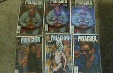 PREACHER #3,#15,#19,#21(x3) 6 COMIC BOOK LOT! HIGH GRADE DC Vertigo 1st app.KEY!