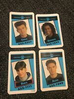 MB Games - Dream Phone - 1992 Spare Cards Choose From List Most Cards Available