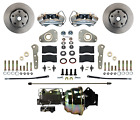 Ford Fairlane Power Front Disc Brake Conversion Kit  for sale