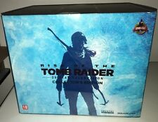 Rise Of The Tomb Raider 20 Year Celebration Collectors Edition PS4