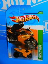 Hot Wheels 2012 Treasure Hunts Series #2 Ducati 1098 Yellow