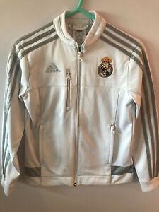 Real Madrid - Adidas Anthem Walkout Jacket 2015-2016, Kids size 9-10, used