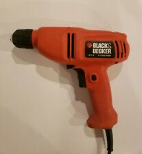 Black & Decker dr220 Electric Drill MINT