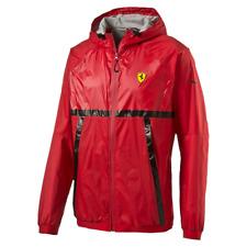 New Scuderia Ferrari Rosso Corso Lightweight Jacket by Puma
