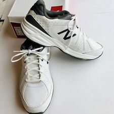 64f75c488505c New Balance Cross Training Shoes White Athletic Shoes for Men for ...