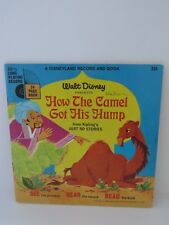 Disneyland Record Book How The Camel Got His Hump Disney BRAND NEW!!