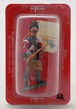 Figurine Collection Del Prado Pionnier Royal Scots Fusilier G.-B. 1815 Figure