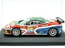 Véhicules-jouets voiture Ferrari 360 Gt Racing Échelle 1/43 diecast IXO Model