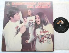 @THE ARCHIES Everything's Archie Ex to NM- CANADA ORIG 1969 RCA LP KIRSHNER