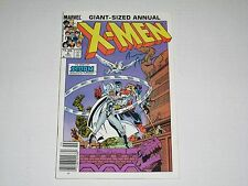 X-Men Annual # 9 1985 Marvel Comic Signed by Arthur Adams