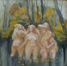 Russian Art, 1996: N. Pashchukova