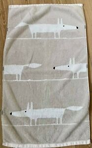 Scion Living Mr Fox Towel Bundle