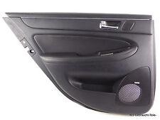 Hyundai Genesis Sedan 4.6 (08-13) Türverkleidung Türpappe hinten links Leder