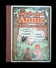 Little Orphan Annie and the Haunted House - Harold Gray - 1928 - No. 3