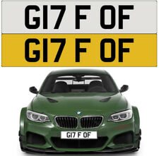 GIT F OFF TWAT RUDE CHEEKY NAUGHTY BYE MEAN BAD FAST GHOST PRIVATE NUMBER PLATE