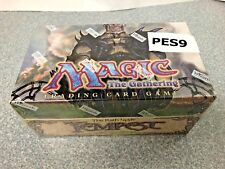 MTG - Factory sealed English Tempest Tournament Pack Display