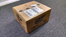 2015 James Bond Archives Factory Sealed 12 Box Hobby CASE with 24 Autographs