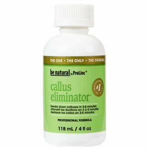 ProLinc Be Natural Callus Eliminator Foot Treatment 4oz - #1 Best Callus Remover