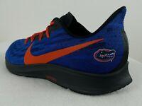 Nike Air Zoom Pegasus 36 Running Shoes 15 Men's Blue Florida Gators CI2066-400