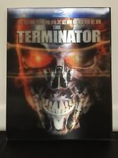 Brand New THE TERMINATOR on Blu-ray Disc (2009) Lenticular Edition