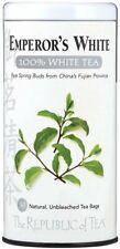 Emperor's White Tea by The Republic of Tea, 50 tea bags