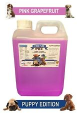 2L FRESH PET PINK GRAPEFRUIT Kennel Dog Disinfectant PUPPY EDITION - Cleaner