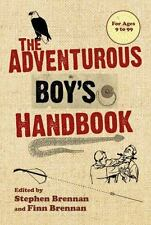 The Adventurous Boy's Handbook: For Ages 9 to 99-ExLibrary