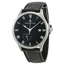 Maurice Lacroix Masterpiece Black Dial Automatic Mens Watch MP6807-SS001-310