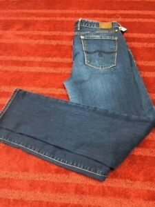 Womens LUCKY BRAND Blue Jeans Lolita Skinny Size 27 (Inseam 32')