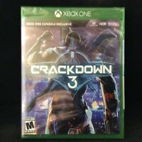 Crackdown 3 (Xbox One) BRAND NEW / Region Free