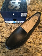 SAS Simplify Black 10 Slim Women's Shoes Brand New In Box Save Big $