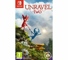 NINTENDO SWITCH Unravel 2 - Currys