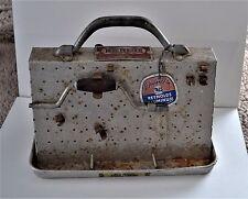 VTG 1954 Tool Tender Nuttle Inc Reynolds Aluminum Joplin Missouri