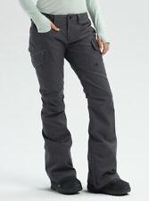 Burton Gloria Women's Snowboard Pants (Iron) M Medium Short - Brand New with Tag