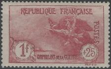 "FRANCE STAMP TIMBRE N° 231 "" ORPHELINS 1F+25c LA MARSEILLAISE "" NEUF xx TTB K196"