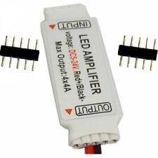 5pin Mini RGBw LED Amplifier DC12V 24V RGB RGBW Signal Extention Controller