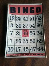 Decorative Bingo Tray Plate by Two's Company