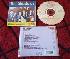 THE SHADOWS ** Grandes Exitos ** ORIGINAL & RARE 1994 Spain CD
