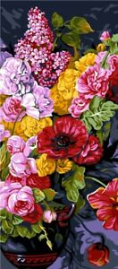 Grafitec Printed Tapestry Canvas - Bouquet of Flowers (Champetre)