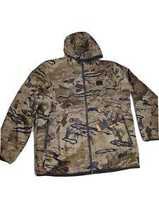 Under Armour Brow Tine Xstorm Jacket Coat Mid-season Barren Camo 1355316-999 XL