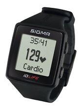 Sigma Sport iD.LIFE Sportuhr Activity Tracker Puls-/Herzfrequenzmesser Black